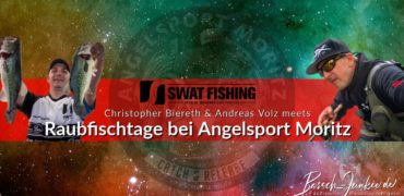 Angelsport Moritz Nauen Raubfischtage Swat Fishing Andreas Volz Christian Biereth