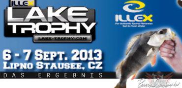 Illex Lake Trophy 2013 Das Ergebnis