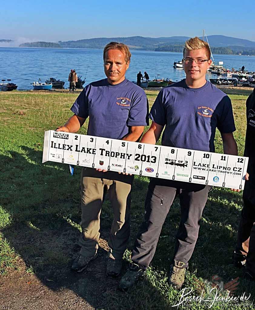 Illex Lake Trophy 2013 Andys Wallercamp