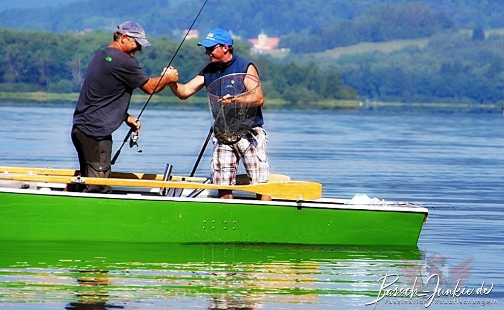 Illex Lake Trophy 2013 Herbert Ziereis von ASO