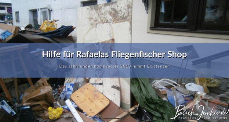 Hilfe für Rafaelas Fliegenfischer Shop